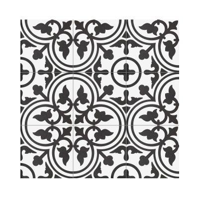 Serie MADLEINE, Flavie Blanco Feinsteinzeug 20×20 / 0,8 cm (R9), Preis: 59,00 € / m² *