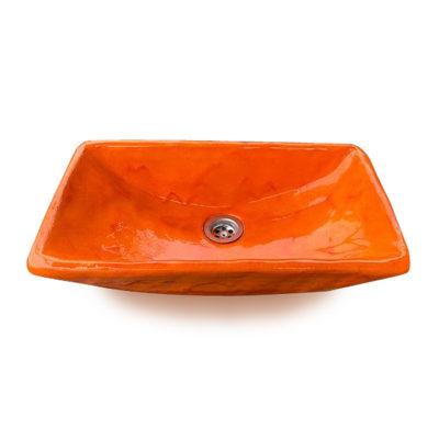 Waschbecken CUNA orange, Preis: 390,00 € / St. *