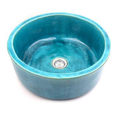 Waschbecken PILA turquoise, Preis: 390,00 € / St. *