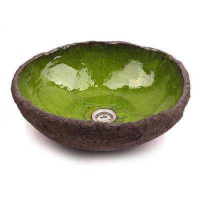 Waschbecken RUSTIC special green, Preis: 390,00 € / St. *