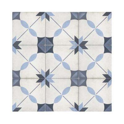 Serie NOVO, Alba Azul Feinsteinzeug 20×20 / 0,8 cm (R9), Preis: 52,00 € / m² *