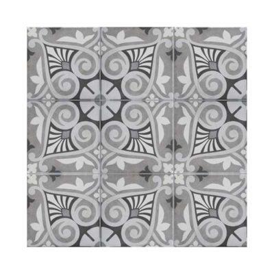 Serie NOVO, Arouca Feinsteinzeug 20×20 / 0,8 cm (R9), Preis: 52,00 € /m² *