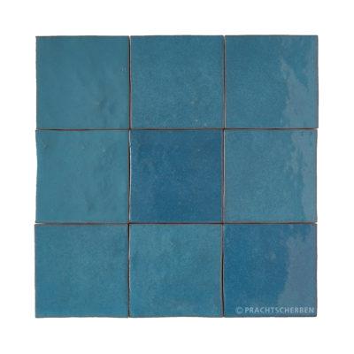 Serie MALAGA, Azul Cielo 10×10 / 1,0 cm, Preis: 62,00 € / m² *