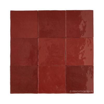 Serie MALAGA, Burdeos 10×10 / 1,0 cm, Preis: 62,00 € / m² *