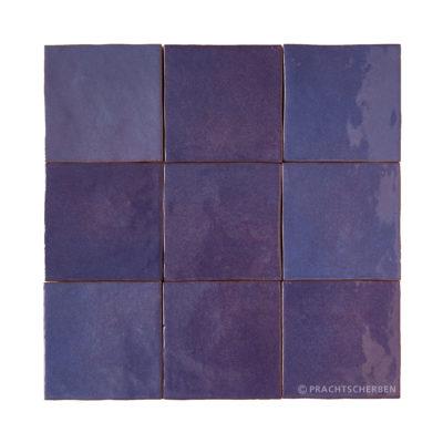 Serie MALAGA, Lila 10×10 / 1,0 cm, Preis: 62,00 € / m² *