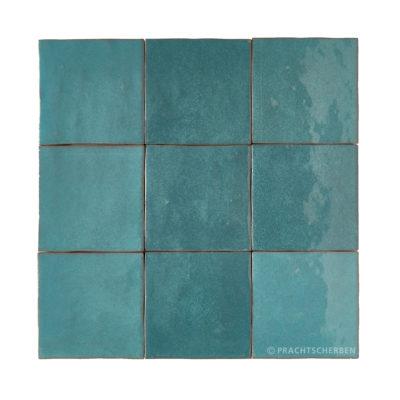 Serie MALAGA, Verde Claro 10×10 / 1,0 cm, Preis: 62,00 € / m² *