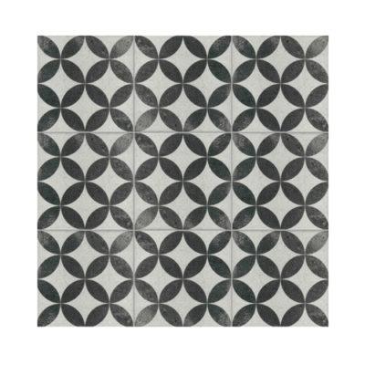 Serie TOLEDO STONE, Viva Negro Feinsteinzeug 20×20 / 0,8 cm (R10), Preis: 45,00 € / m² *