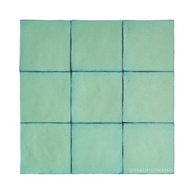 Serie MALAGA SPEZIAL, Lava Verde (matt) 10×10 / 1,0 cm, Preis: 72,00 € / m² *