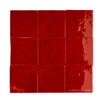 Serie MALAGA SPEZIAL, Rojo Antiguo 10×10 / 1,0 cm, Preis: 72,00 € / m² *
