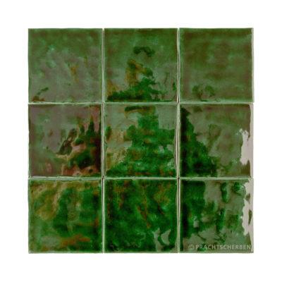 Serie MALAGA SPEZIAL, Verde Cobre 10×10 / 1,0 cm, Preis: 72,00 € / m² *