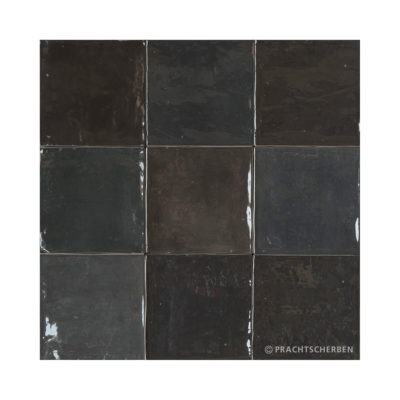 Serie ZAHARA, Graphit, 12,5×12,5 cm Preis: 89,00 € / m² *