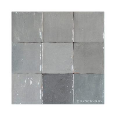 Serie ZAHARA, Grey, 12,5×12,5 cm Preis: 89,00 € / m² *
