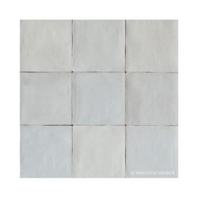 Serie ZAHARA, White Mate, 12,5×12,5 cm Preis: 89,00 € / m² *