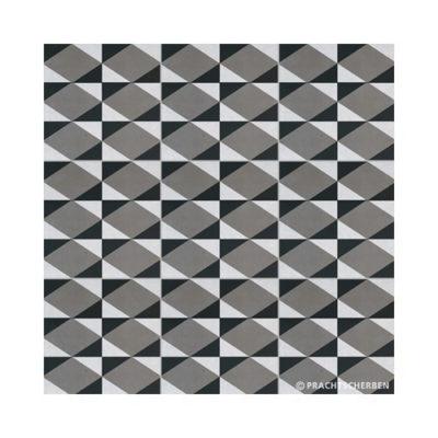 Serie GEO, Micro Gris Feinsteinzeug 20×20 / 0,9 cm (R10), Preis: 75,00 € / m² *
