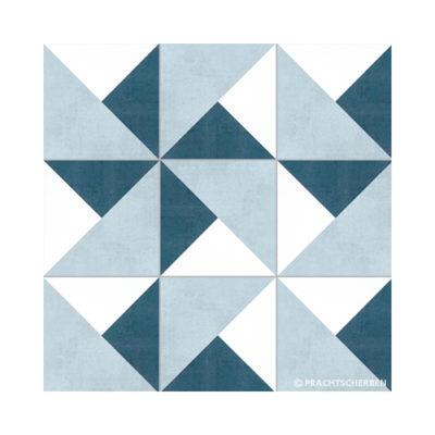 Serie GEO, Torro Blanco, Feinsteinzeug 20×20 / 0,9 cm (R10), Preis: 75,00 € / m² *