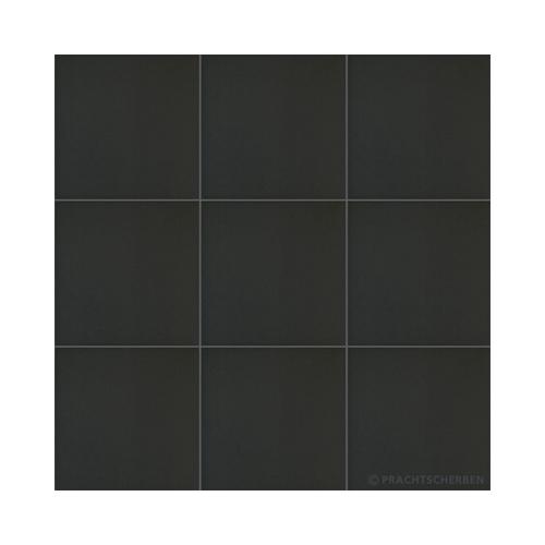 Serie GEO, Uni Negro Feinsteinzeug 20×20 / 0,9 cm (R10), Preis: 67,00 € / m² *