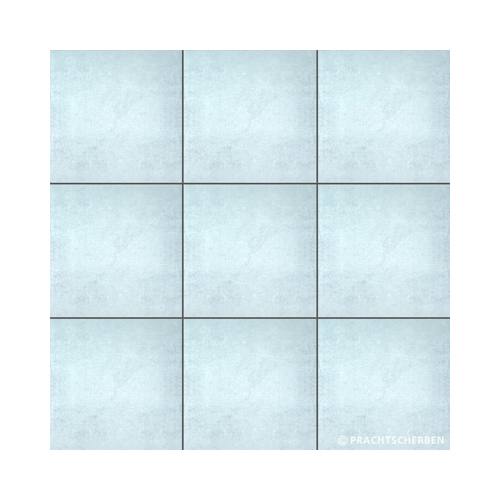 Serie GEO, Uni Turquesa Feinsteinzeug 20×20 / 0,9 cm (R10), Preis: 67,00 € / m² *