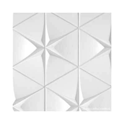 3D-ARROW, white, 10,8×12,4 cm Preis: auf Anfrage