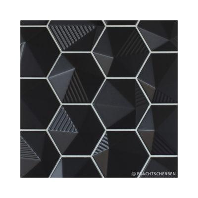 3D-UMBRELLA, black matt, 12,4×10,7 cm Preis: auf Anfrage