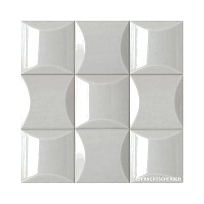 3D-WICKER, cotton brillo, 12,5×12,5 cm Preis: auf Anfrage