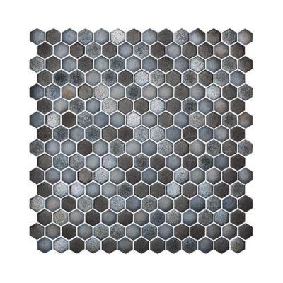 Mosaik AMBIENT, Hexagon 2,5 cm Preis: 99,00 € / m²*