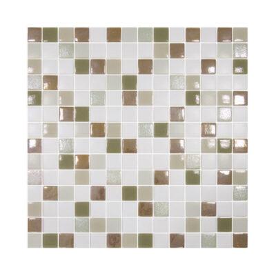 Mosaik ELLE, Quadrat 2,5×2,5 cm Preis: 92,00 € / m²*