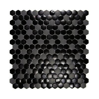 Mosaik LUNA, Hexagon 2,5 cm Preis: 92,00 € / m²*