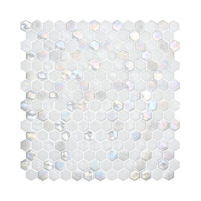 Mosaik STAR, Hexagon 2,5 cm Preis: 99,00 € / m²*