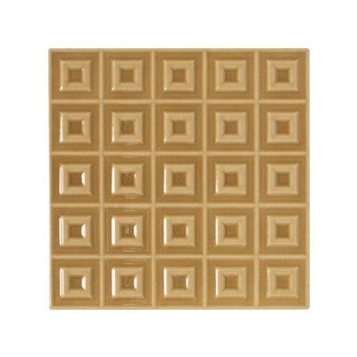 3D-Quadra B, Bamboo, 20×20 cm Preis: auf Anfrage